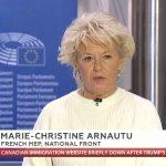 Marie-Christine Arnautu réagit à la victoire de Trump